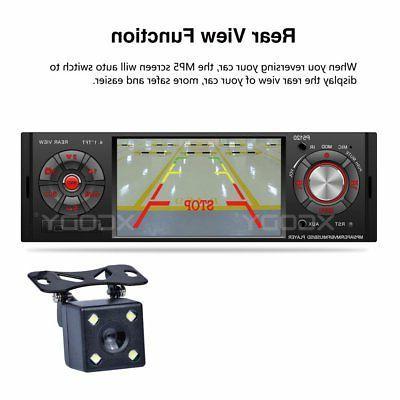 4.1 Car Radio wheel Bluetooth Ready Camera