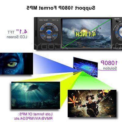 4.1 Radio Steering Bluetooth USB Camera