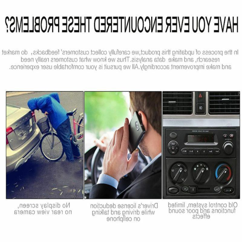 "4.1"" HD Car Radio Stereo MP3 MP5 Player USB UPS"