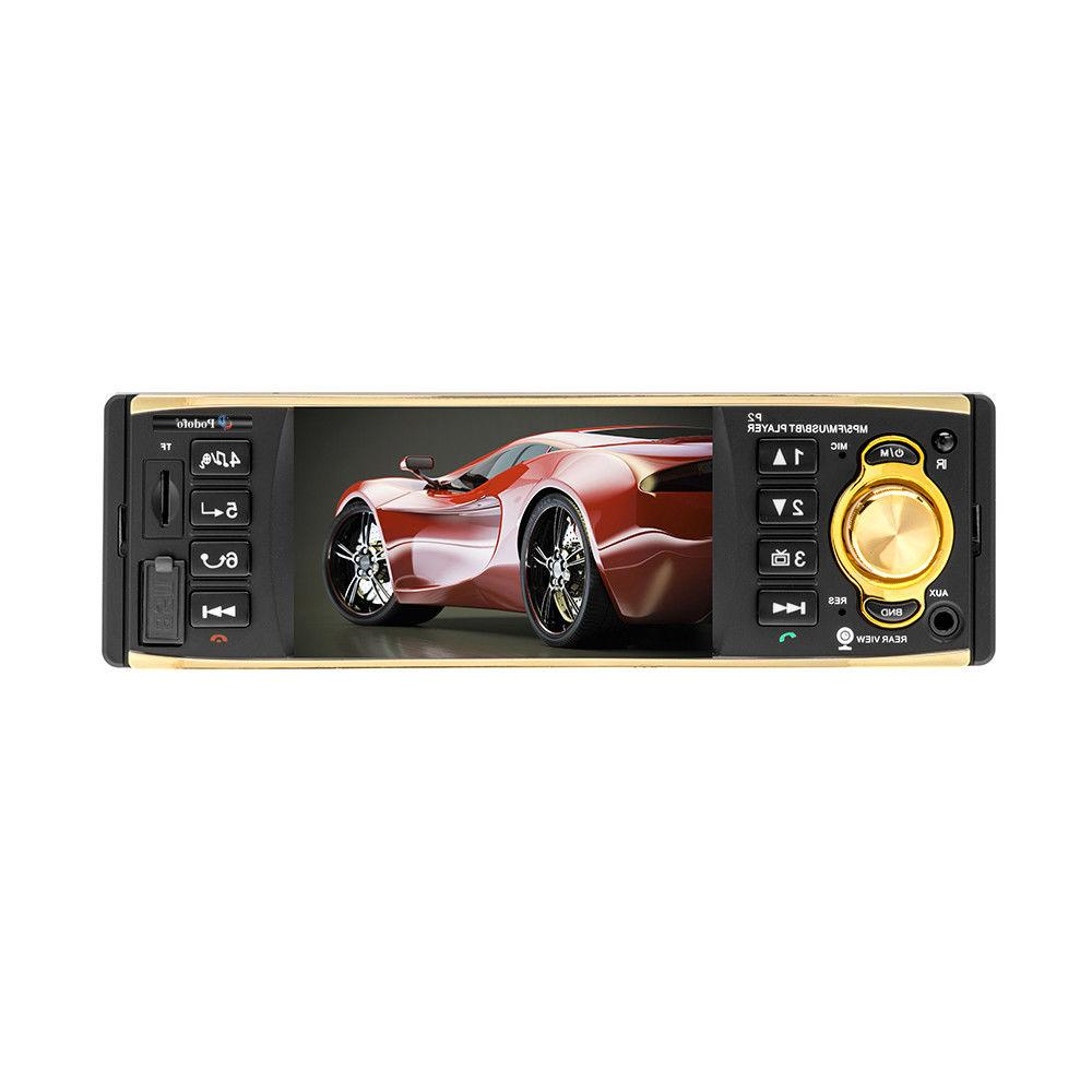 "4.1"" Car Stereo Player AUX/USB/SD/TF"