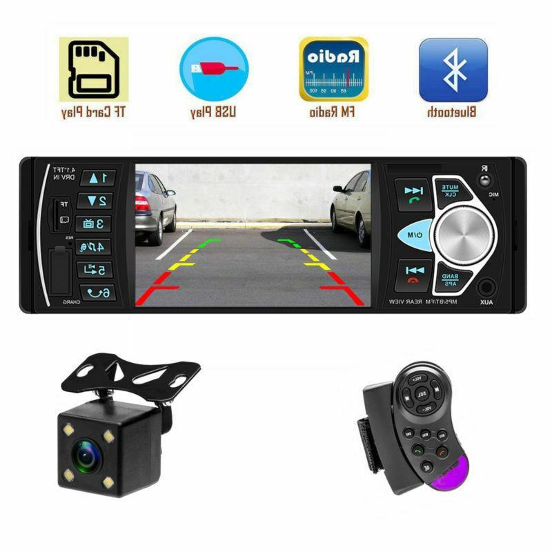 4.1'' Car Audio Wheel Control