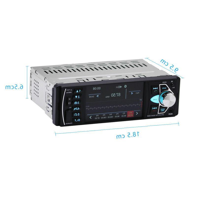 4.1''Single Stereo MP5 FM Radio Camera