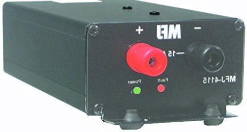 MFJ-4115 power 13.8V