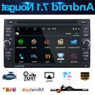 """6.2"""" In Dash Android 7.1 Car Stereo DVD Player GPS Navigatio"""