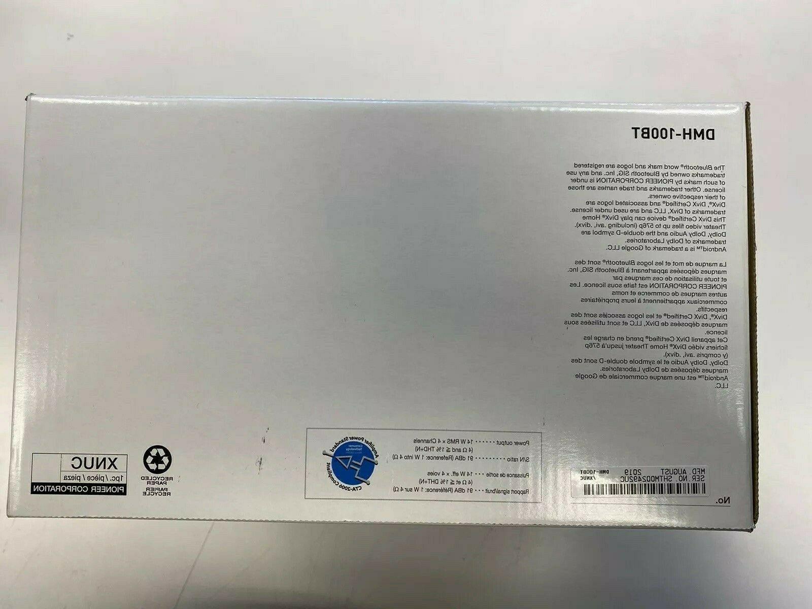 PIONEER TOUCHSCREEN DIGITAL MULTIMEDIA USB AUX CAR STEREO