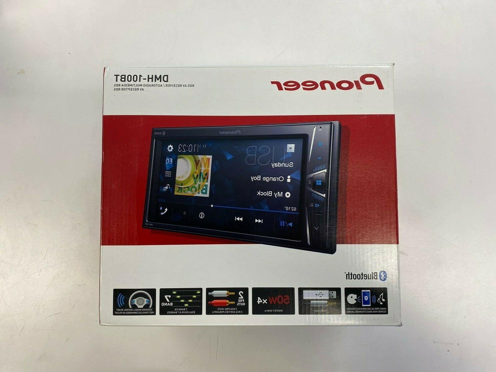 6 2 touchscreen bluetooth digital multimedia usb