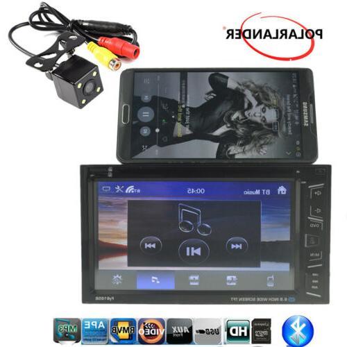 Radio DVD Stereo AM/FM Screen Control +Camera