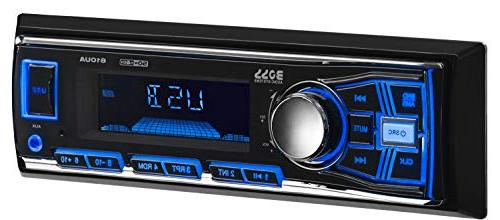 BOSS Audio Car Stereo Din, USB Port, AUX Radio Receiver