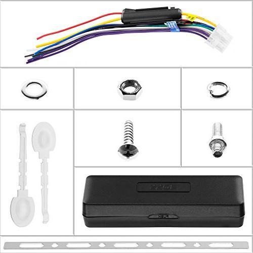 632UAB Car Flash Player iPod/iPhone - Single DIN