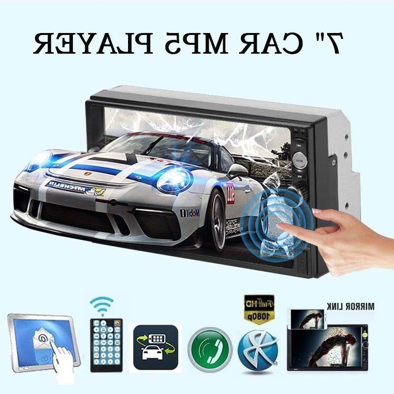 "7"" 2 Din 1080P Car FM/MP5 Player Radio"