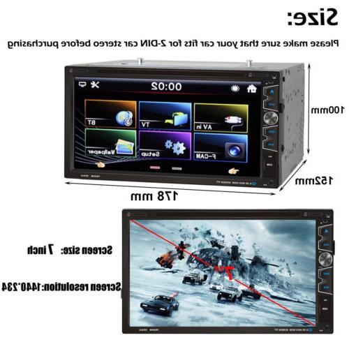 "7""Car DVD Player Screen iPhone Apple"