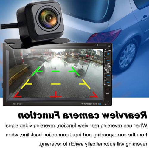 "7"" Car Player Multimedia For Toyota RAV4"
