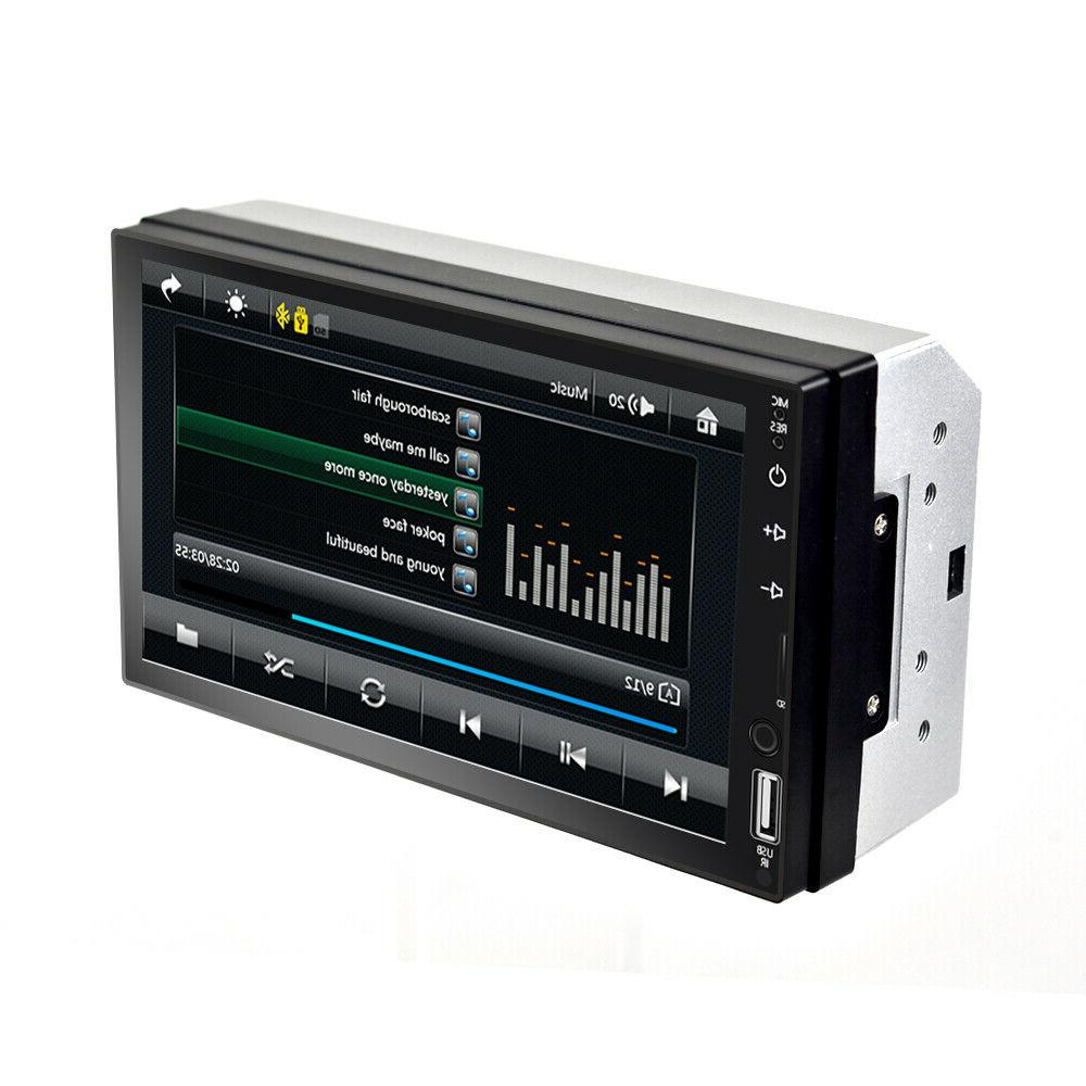 """7"""" Carplay Car Touch Screen Double"""