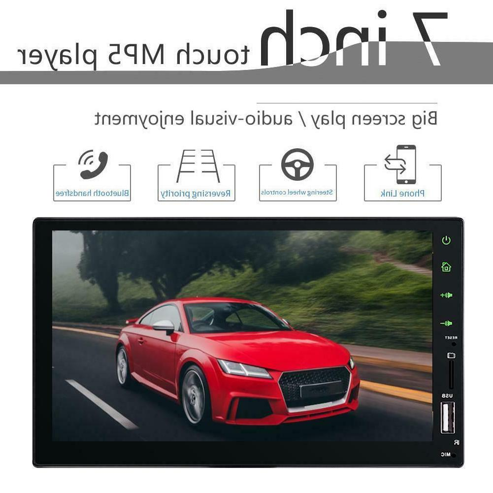 DIN Stereo Radio MP5 Touch
