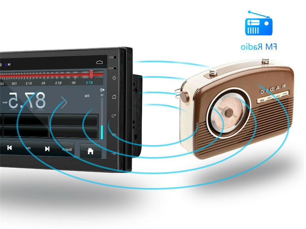 7'' Android Stereo FM GPS Head