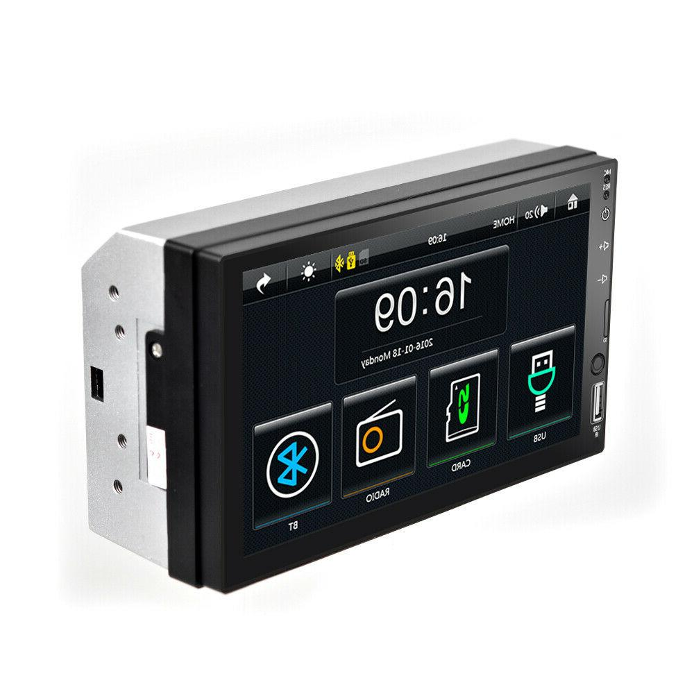 Radio Play BT Car Stereo Touch Screen