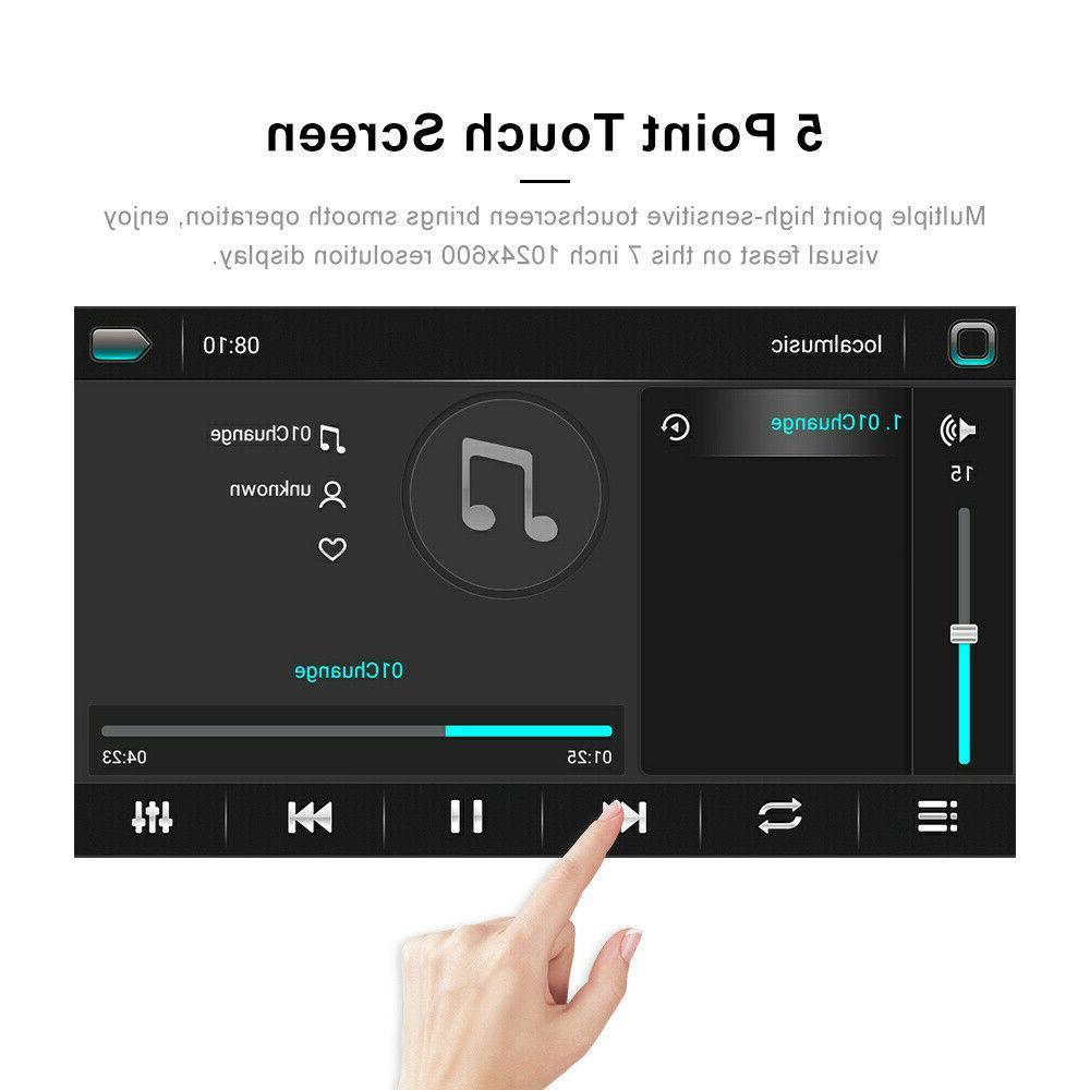 "7"" GPS Navi USB FM MP5"