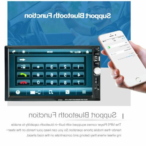 """7"""" DIN MP5 Touch USB"""