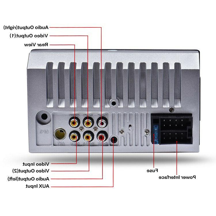 7 7012B 2 FM Player