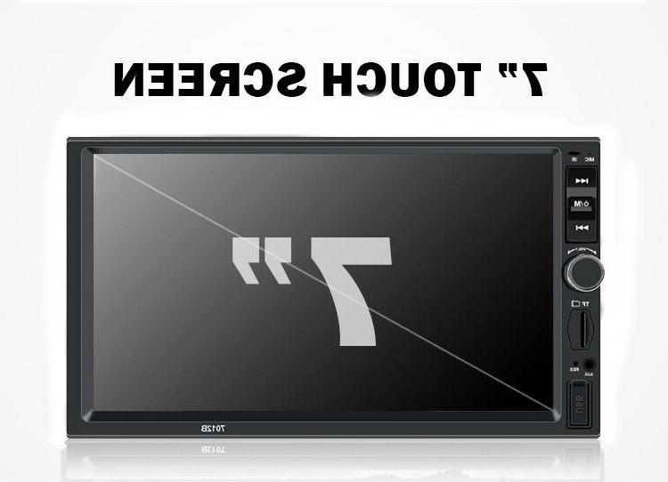 7 Inch Bluetooth 7012B Car FM Stereo Player