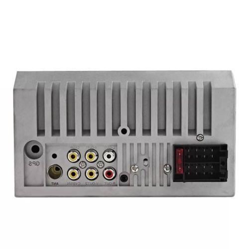 Car Audio Receiver 2 Din USB AUX