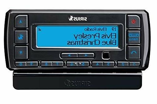 7 satellite radio with vehicle kit w