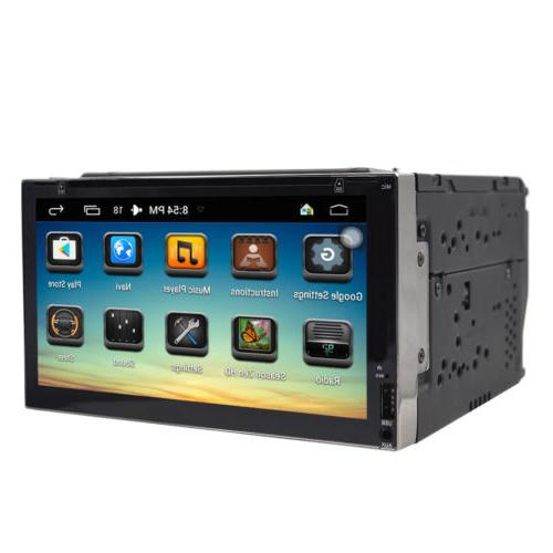 "7"" 4G 2DIN Car Radio Stereo DVD Player"