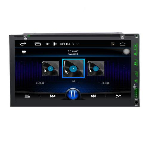"7"" Smart 4G Car Radio Player"