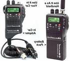 75-822 MIDLAND CB In Car or Handheld 40-Ch Radio with Weathe