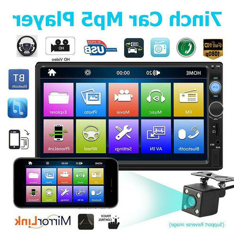 7inch Screen Player Android USB/TF+Camera
