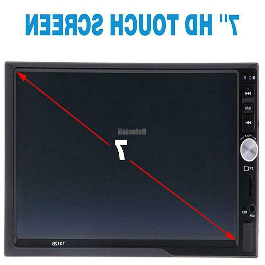7inch Touch Radio MP5 With Control