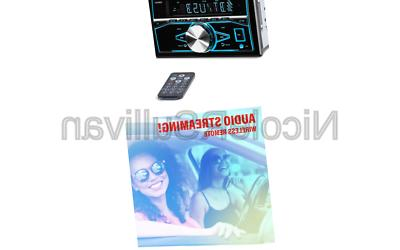 Boss Audio Systems 820BRGB Car Stereo - Double Din, Bluetoot