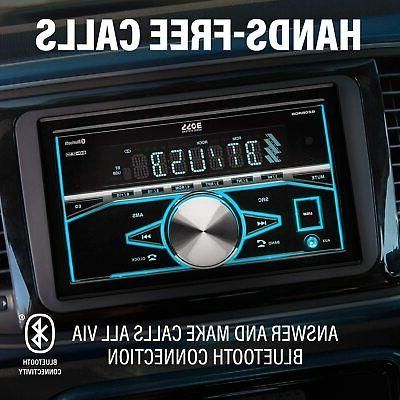 BOSS Systems Multimedia Stereo Double Bluetooth...