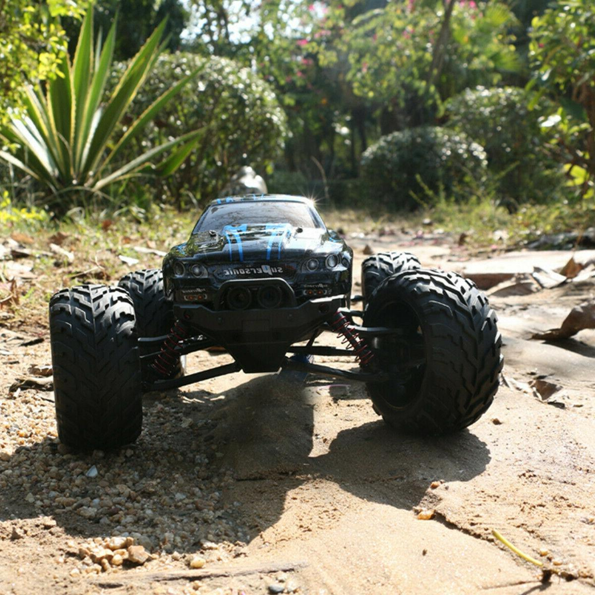 9115 1:12 RC Car Control Buggy Monster