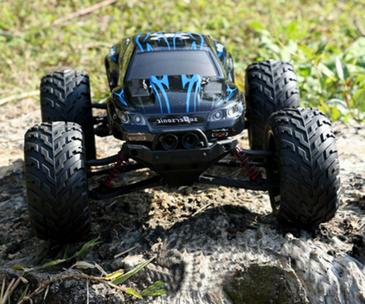 9115 2.4Ghz 1:12 24MPH RC Car Remote Control Off Road Monster