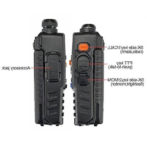 Baofeng Ham Way Radio 136-174/400-480 Dual-Band Transceiver
