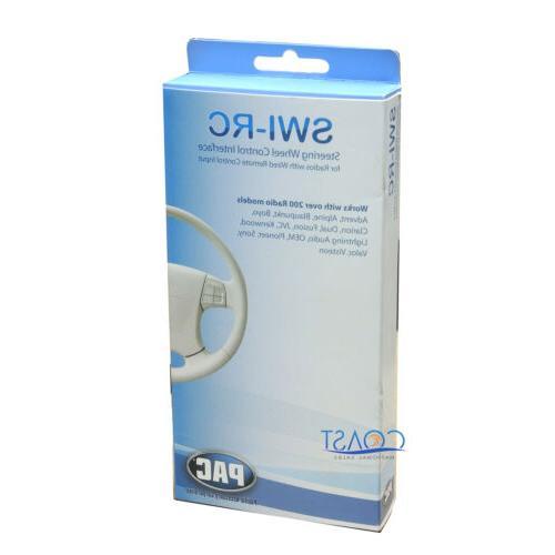Car Radio Universal Wheel Interface Adapter