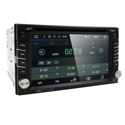 HIZPO 6.0 Core GPS Car Radio