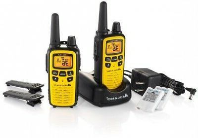 Midland LXT630VP3 36-Channel GMRS with 30-Mile Range NOAA We
