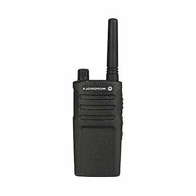 Motorola RMU2040 On-Site 4 Channel UHF Rugged Two-Way Busine