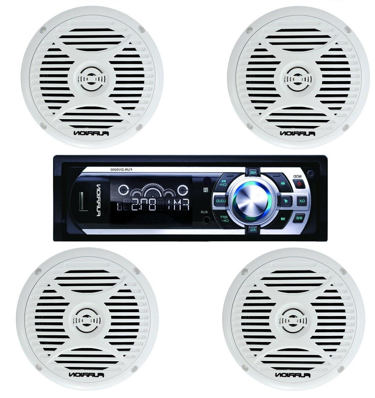 new dv5000 am fm radio cd player