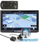 "PIONEER AVIC-W8500NEX 7"" CD DVD GPS BLUETOOTH HD RADIO NAVIG"