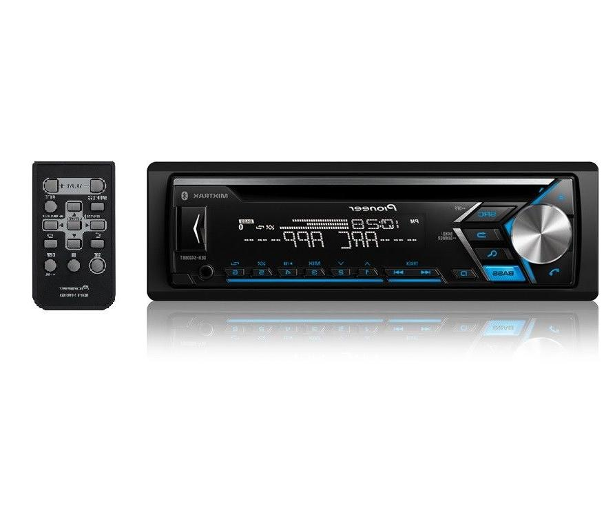 PIONEER CD USB BLUETOOTH 13 EQ CAR RADIO