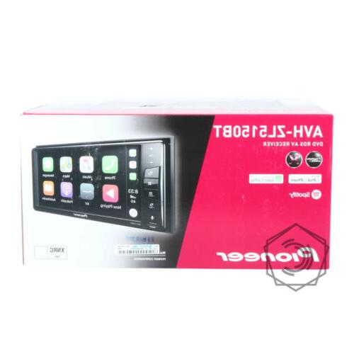 Pioneer AVH-ZL5150BT 2-Din 200mm Spotify