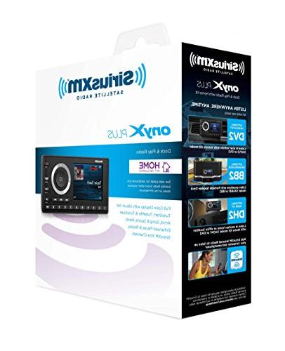 SiriusXM Satellite with Home Kit with Free 3 Months Satellite Service
