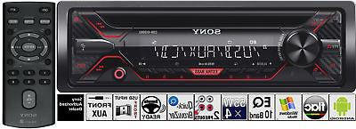 Sony Car Radio Stereo CD Player USB Android AUX FLAC Mp3 CDX