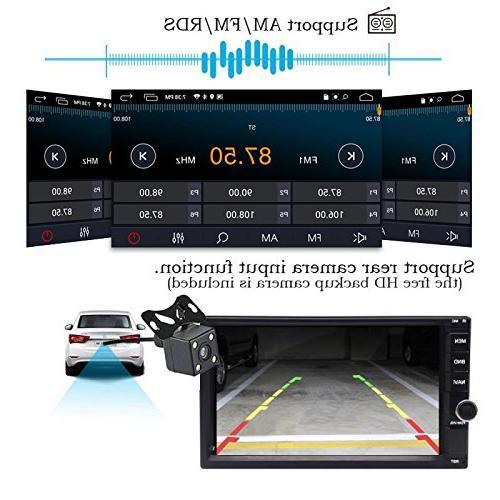 YODY Car Inch Screen Dash GPS Support WiFi Bluetooth Link SWC OBD