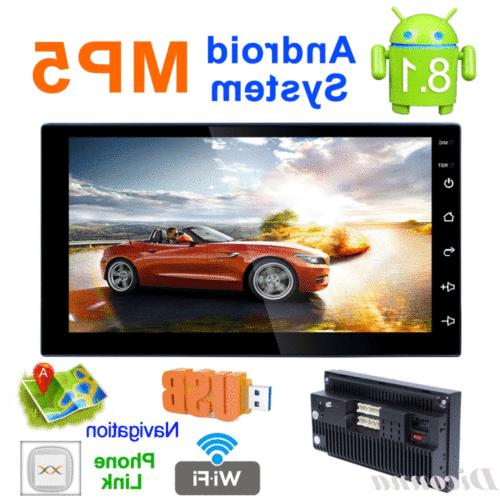 Android 7in Core GPS Navi MP5 Player AM