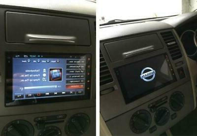 Android OS GPS Bluetooth Player Double Din 7""