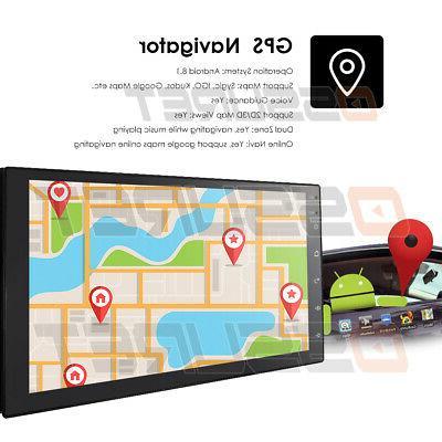 "Android OS Stereo GPS Navigation Radio Player Din WIFI 7"""